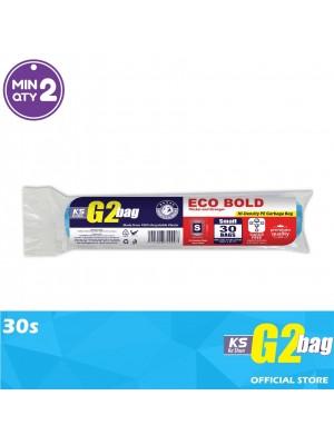 G2 Garbage Bag Eco Bold S 30s