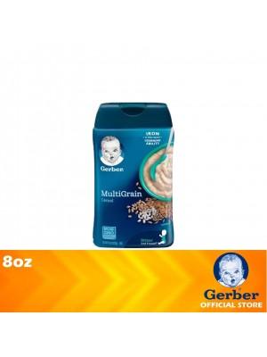 Gerber Multigrain Cereal Baby Cereal 8oz