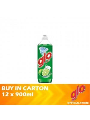 Glo Active Foam Lime Dishwashing Liquid 12 x 900ml