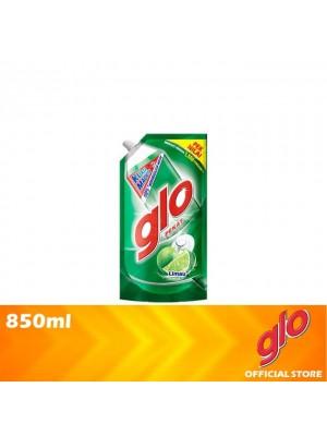 Glo Lime Dishwashing Liquid Refill 850ml