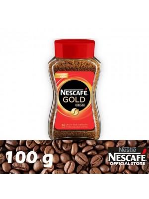 Nestle Nescafe Gold Decaf Jar 100g