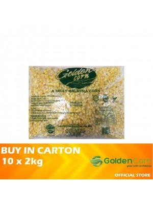 Golden Corn Frozen Sweet Corn 10 x 2kg