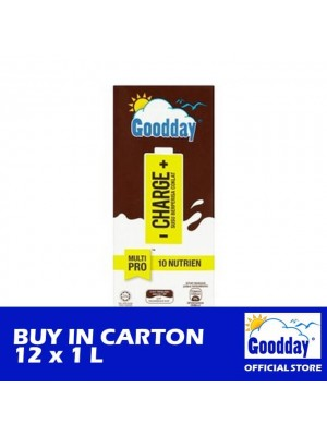 Goodday UHT Charge Tetra 12 x 1L