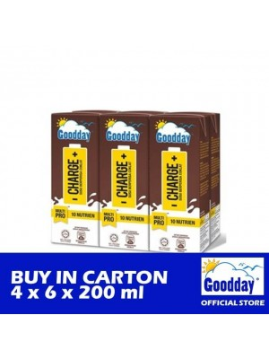 Goodday UHT Charge Combi 4 x 6 x 250ml [Essential]