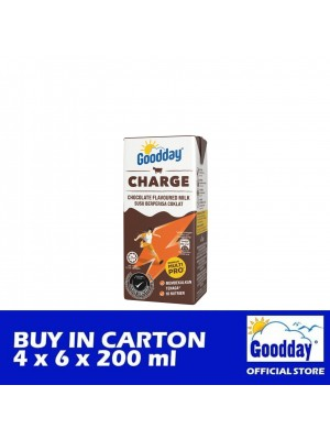 Goodday UHT Charge Combi 4 x 6 x 200ml [Essential]