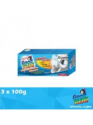 Goodmaid Washing Machine Cleaner 3 x 100g