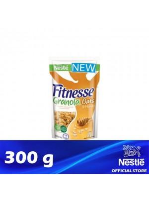 Nestle Fitnesse Granola Oats & Honey Breakfast Cereal 300g