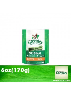 Greenies Treat Pak Petite 6oz(170g)