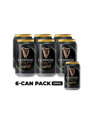 Guinness Foreign Extra Stout 6 x 320ml