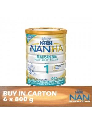 Nestle Nan HA 1 Infant Formula BL 6 x 800g