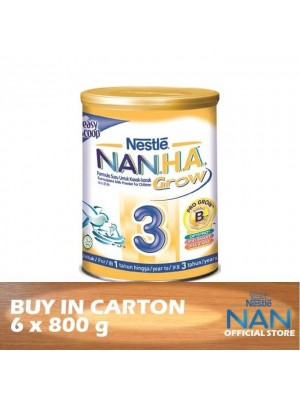 Nestle Nan HA 3 Grow Up Formula BL 6 x 800g