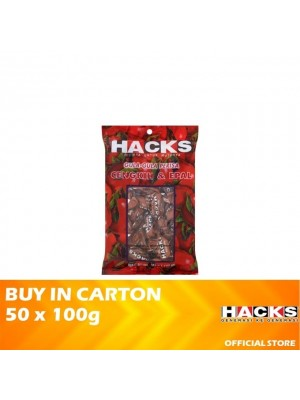 Hacks Clove & Apple 50 x 100g