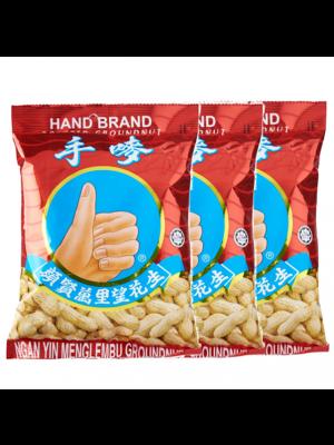 Handbrand Groundnut 3x120g