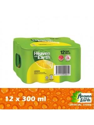 Heaven & Earth Ice Lemon Tea 12 x 300ml
