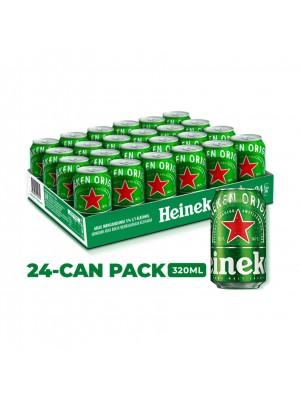Heineken® Beer 24 x 320ml