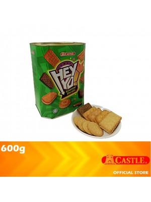 Castle Hey Yo Assorted Biscuit 600g