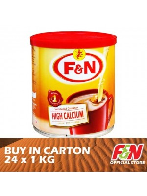 F&N Hi - Cal Sweetened Condensed 24 x 1kg [Essential]