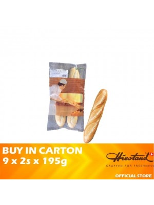 Hiestand French Baguette Medium 9 x 2s x 195g [Covid-19]