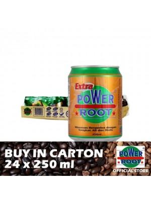 Power Root Tongkat Ali Extra Honey 24 x 250ml