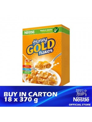 Nestle Honey Gold Breakfast Cereal 18 x 370g