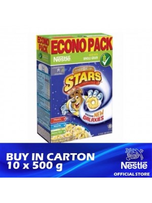 Nestle Honey Stars Breakfast Cereal Econo-Pack 10 x 500g