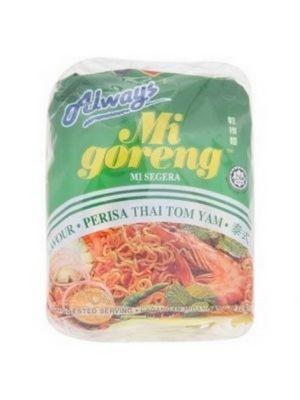 Ibumie Mi Goreng Thai Tom Yam Instant Noodles 5 x 80g