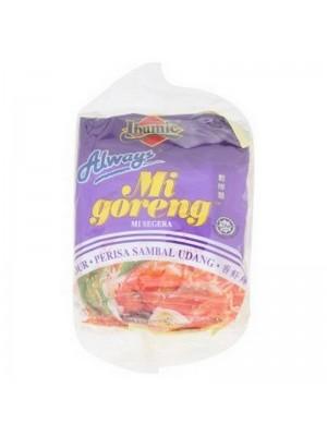 Ibumie Mi Goreng Sambal Udang Instant Noodles 5 x 80g