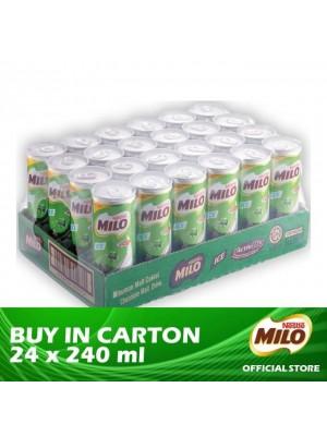 Nestle MIlo Activ-Go Ice Can 24 x 240 ml