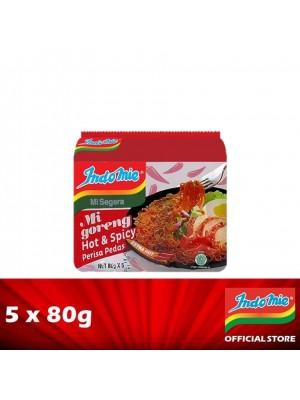 Indomie Goreng Pedas 5 x 80g [Essential]