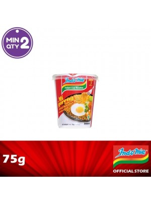 Indomie Mi Goreng Cup Special 75g [Essential]