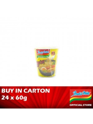 Indomie Soup Cup Kari Ayam 24 x 60g