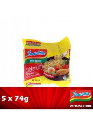 Indomie Soup Kari Ayam 5 x 74g