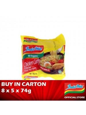 Indomie Soup Kari Ayam 8 x 5 x 74g