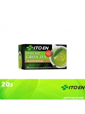 Ito En Matcha Green Tea Traditional 20s