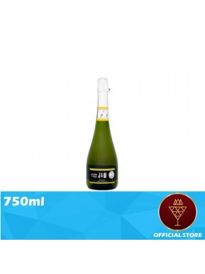 J&W Sparkling Fruit Juice White 750ml