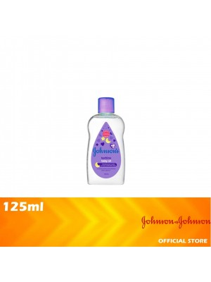 Johnson's Baby Bedtime Oil 125ml