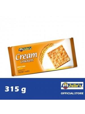 Julie's Cream Crackers 315g [Essential]