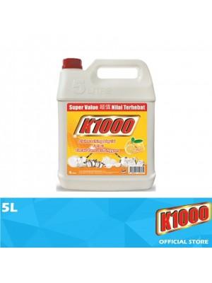 K1000 Dishwashing Liquid Lemon 5L