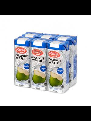 Karta Coconut Water 6 x 250ml