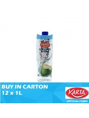 Karta Coconut Water Original 12 x 1L