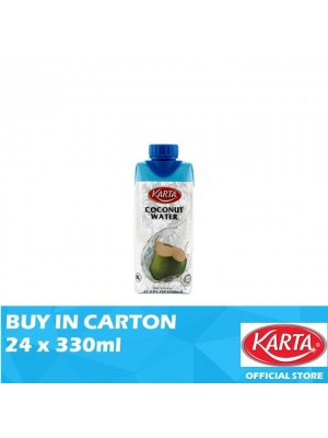 Karta Coconut Water Original 24 x 330ml
