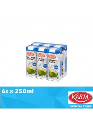 Karta Coconut Water Original 6 x 250ml