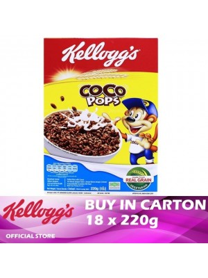 Kellogg's Coco Pops 18 x 220g