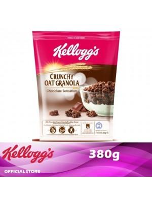Kellogg's Crunchy Oat Granola Chocolate Sensation 380g