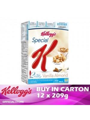 Kellogg's Special K Vanilla & Almond 12 x 209g