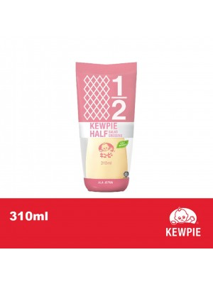 Kewpie Half Salad Dressing 310ml