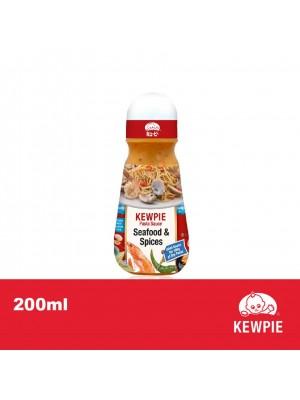 Kewpie Pasta Sauce Seafood & Spice 200ml