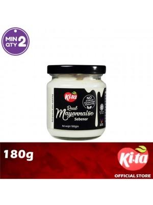 Ki.ta Real Mayonnaise 180g