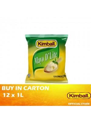Kimball Mayo D'Lite 12 x 1L