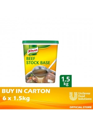 Knorr Beef Stock Paste 6x1.5kg